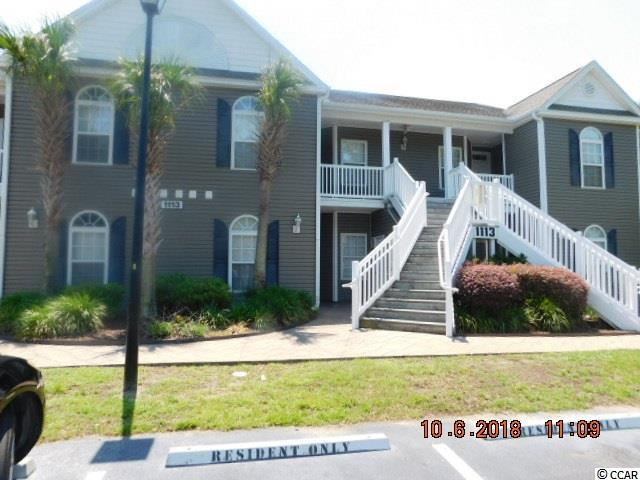 1113 Peace Pipe Place #103, Myrtle Beach, SC 29579 (MLS #1807397) :: James W. Smith Real Estate Co.