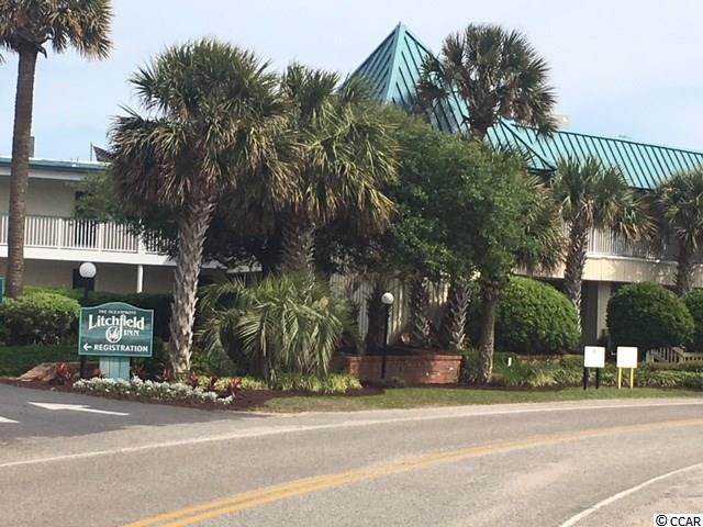 1 Norris Drive #206, Pawleys Island, SC 29585 (MLS #1807414) :: James W. Smith Real Estate Co.