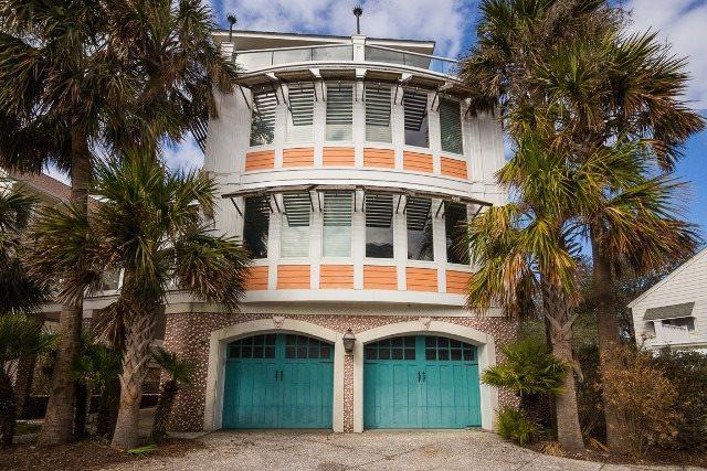 5729 N Ocean Blvd, Myrtle Beach, SC 29577 (MLS #1807976) :: SC Beach Real Estate