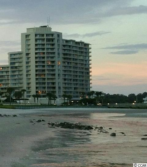 100 Ocean Creek Drive #H-5 H-5, Myrtle Beach, SC 29572 (MLS #1808403) :: The Litchfield Company