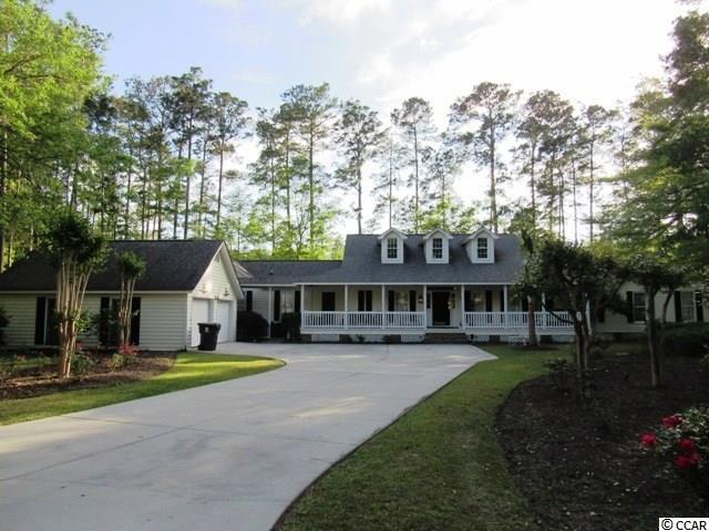 4705 Harness Ln., Murrells Inlet, SC 29576 (MLS #1809266) :: James W. Smith Real Estate Co.