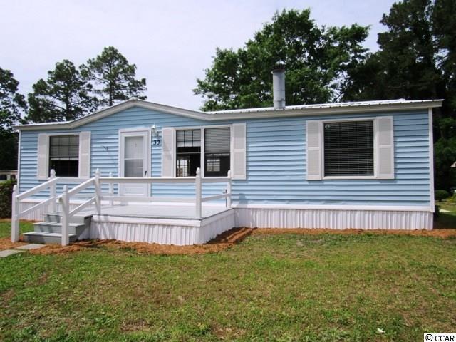 30 Seaway Lane, Garden City Beach, SC 29576 (MLS #1810873) :: Matt Harper Team