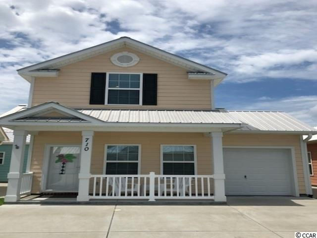 710 Shell Creek Circle B13-2, North Myrtle Beach, SC 29582 (MLS #1811008) :: James W. Smith Real Estate Co.