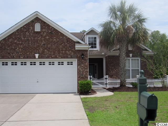 5510 Whistling Duck Drive, North Myrtle Beach, SC 29582 (MLS #1811318) :: SC Beach Real Estate