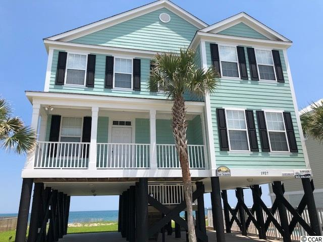1927 S Waccamaw Dr., Garden City Beach, SC 29576 (MLS #1811978) :: Jerry Pinkas Real Estate Experts, Inc