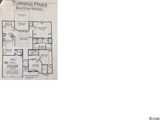 260 Turning Pines Loop, Myrtle Beach, SC 29579 (MLS #1812144) :: James W. Smith Real Estate Co.