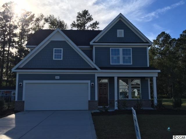 245 Board Landing Circle, Conway, SC 29526 (MLS #1814300) :: Myrtle Beach Rental Connections