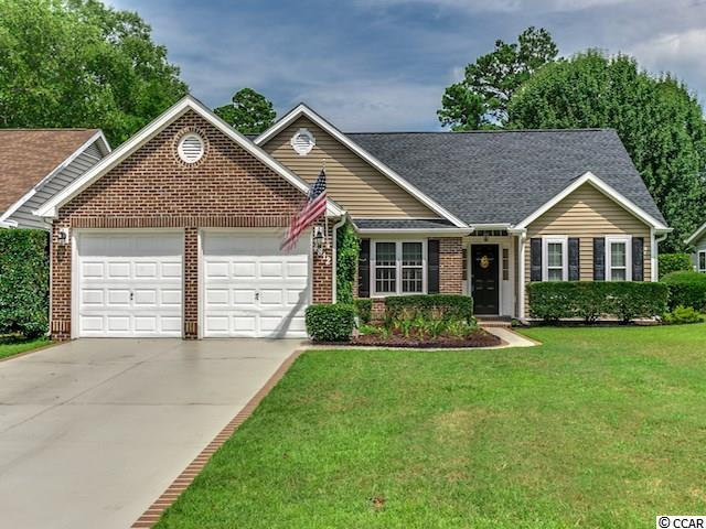 4812 Southern Trail, Myrtle Beach, SC 29579 (MLS #1814900) :: The Litchfield Company