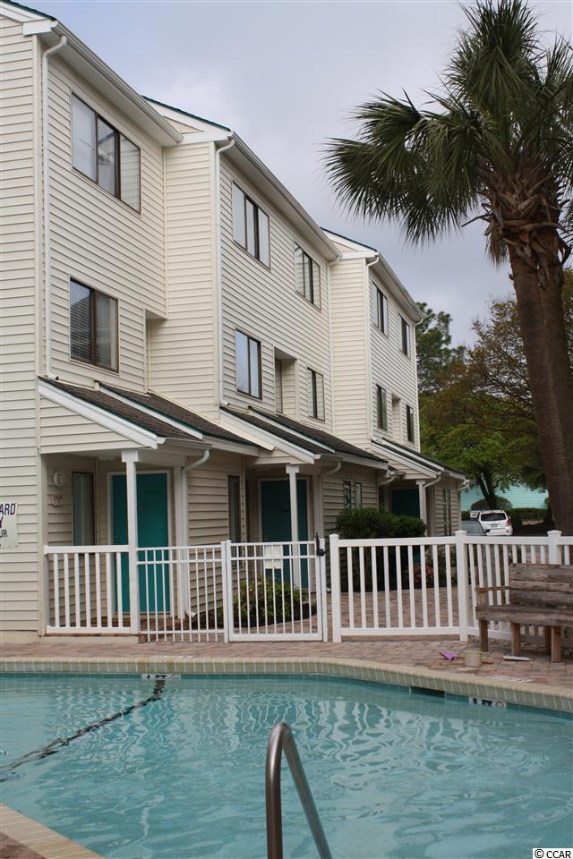 209 N 75th Ave N Th-7, Myrtle Beach, SC 29572 (MLS #1815831) :: The Trembley Group