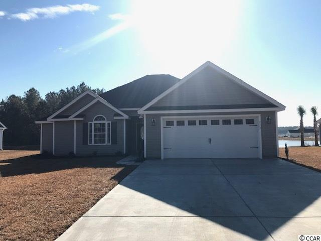 322 Macarthur Dr., Conway, SC 29527 (MLS #1818093) :: Myrtle Beach Rental Connections