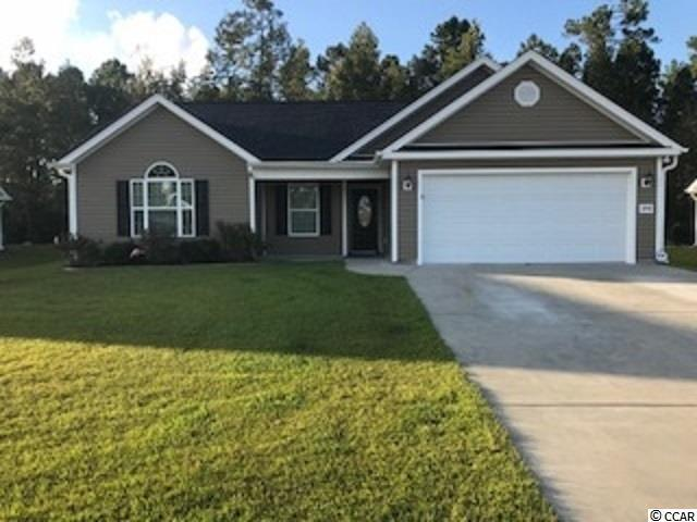 292 Beulah Circle, Conway, SC 29527 (MLS #1820569) :: The Litchfield Company