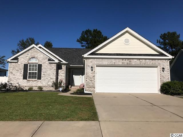 1101 Tiger Grand Dr., Conway, SC 29526 (MLS #1820734) :: The Trembley Group