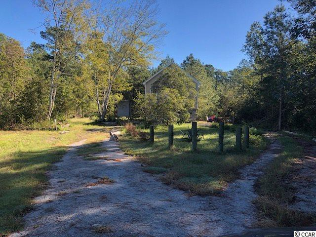 3309 Highway 50, Little River, SC 29566 (MLS #1821789) :: The Litchfield Company