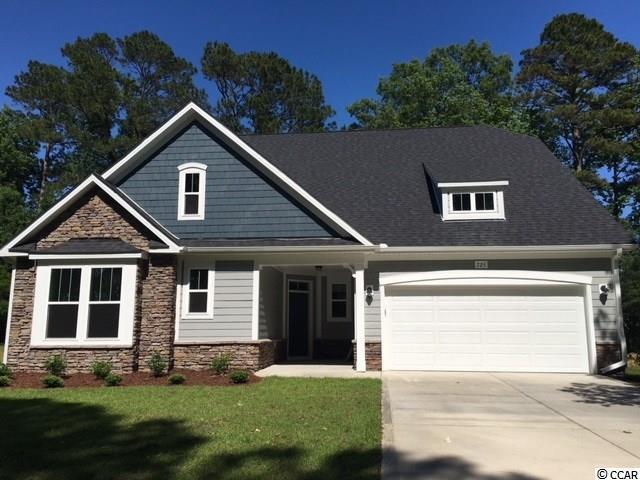 725 Shaftesbury Ln., Conway, SC 29526 (MLS #1822430) :: Jerry Pinkas Real Estate Experts, Inc
