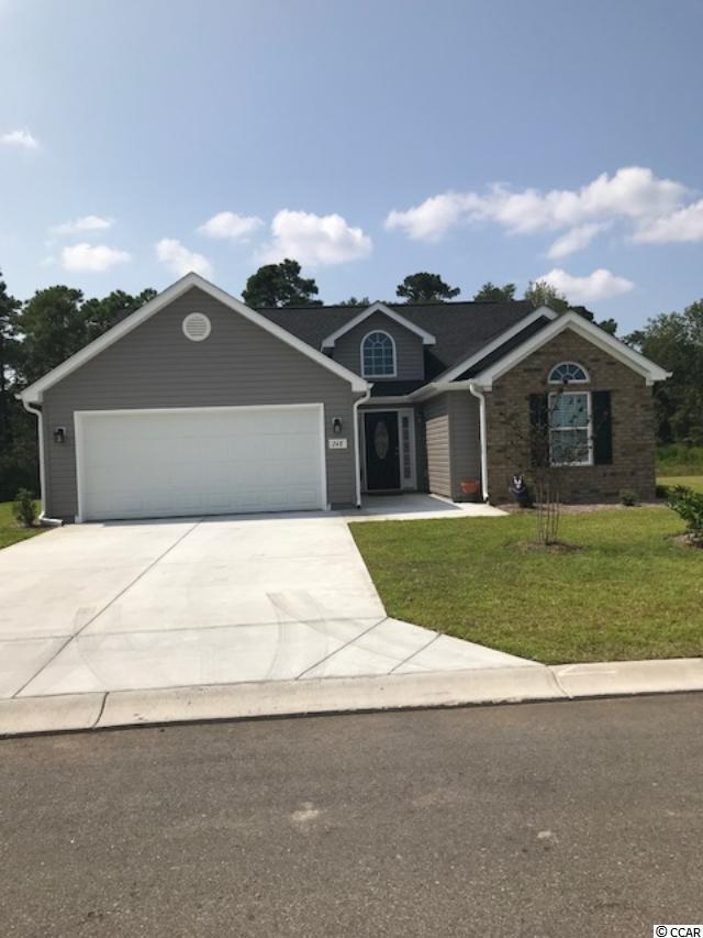 223 Turning Pines Loop, Myrtle Beach, SC 29579 (MLS #1824009) :: The Litchfield Company