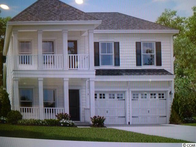821 Cherry Blossom Dr., Murrells Inlet, SC 29576 (MLS #1824317) :: The Litchfield Company
