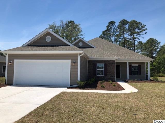 437 Hillsborough Dr., Conway, SC 29526 (MLS #1906008) :: Jerry Pinkas Real Estate Experts, Inc