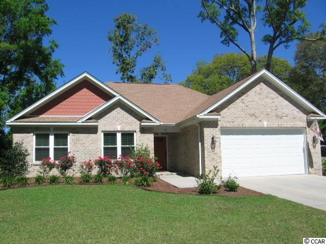 72 Red Maple Dr., Pawleys Island, SC 29585 (MLS #1907941) :: The Hoffman Group