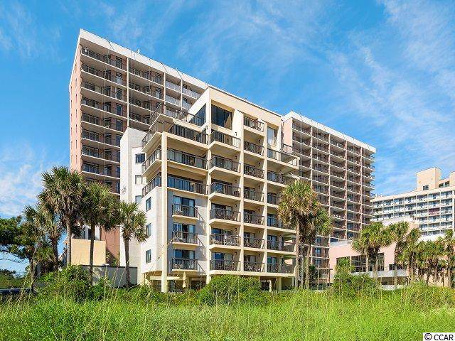200 N 72nd Ave. N #603, Myrtle Beach, SC 29572 (MLS #1916690) :: The Lachicotte Company