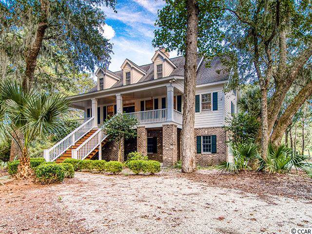 1076 Wallace Pate Dr., Georgetown, SC 29440 (MLS #1919010) :: The Lachicotte Company