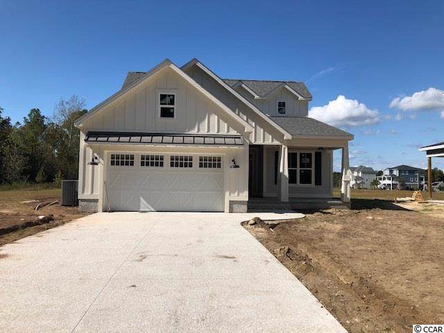 264 Palmetto Harbour Dr., North Myrtle Beach, SC 29582 (MLS #1919162) :: The Hoffman Group