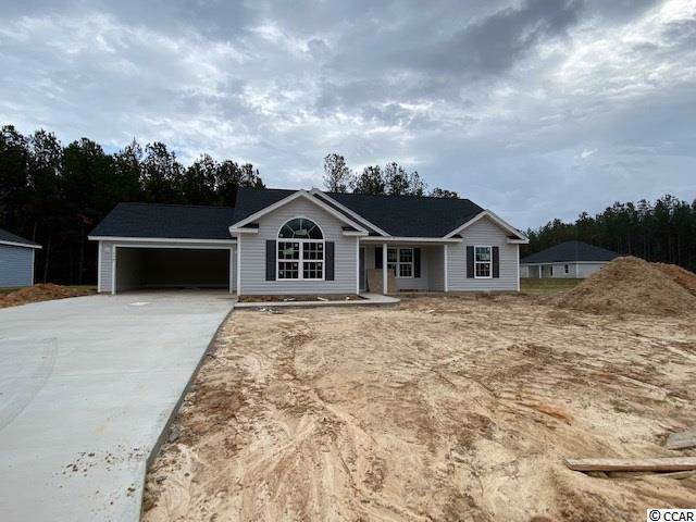 379 Macarthur Dr., Conway, SC 29527 (MLS #1921654) :: The Lachicotte Company