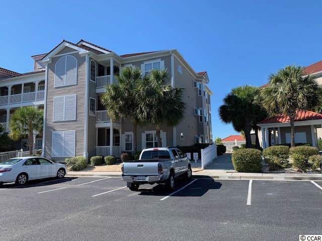 4220 Coquina Harbor Dr. B-6, Little River, SC 29566 (MLS #1922442) :: The Hoffman Group