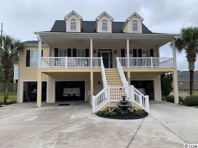 903 Clubhouse Dr., North Myrtle Beach, SC 29582 (MLS #1922603) :: The Litchfield Company