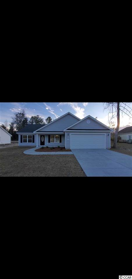 53177 Valley Forge Rd., Aynor, SC 29511 (MLS #1925040) :: Leonard, Call at Kingston