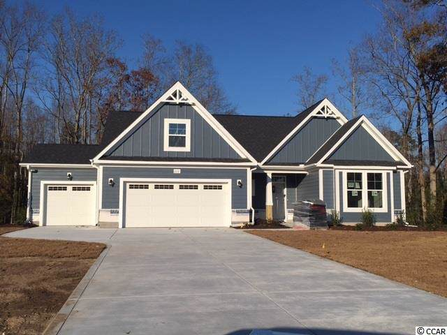 277 Board Landing Circle, Conway, SC 29526 (MLS #1925760) :: The Lachicotte Company