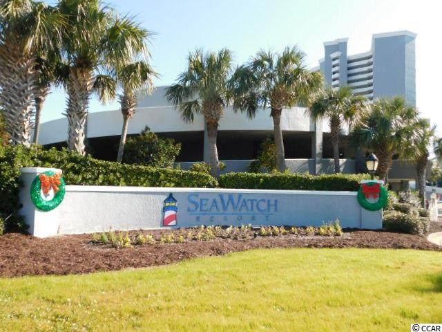 161 Seawatch Dr. #211, Myrtle Beach, SC 29572 (MLS #1925769) :: The Hoffman Group