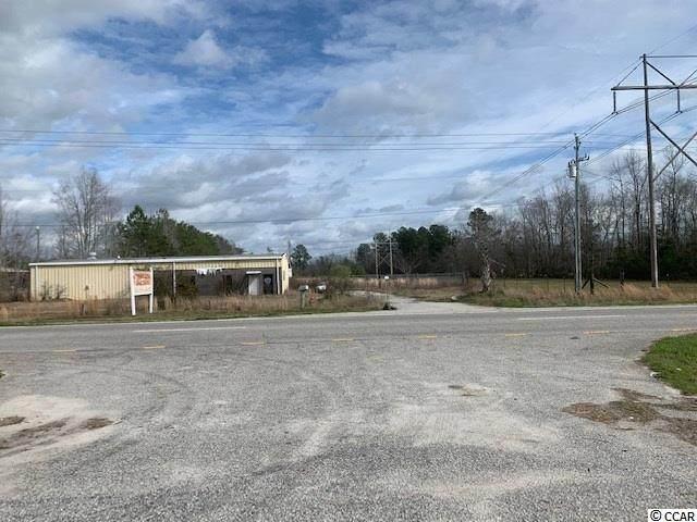 1594 Highway 501, Marion, SC 29571 (MLS #2006609) :: The Hoffman Group