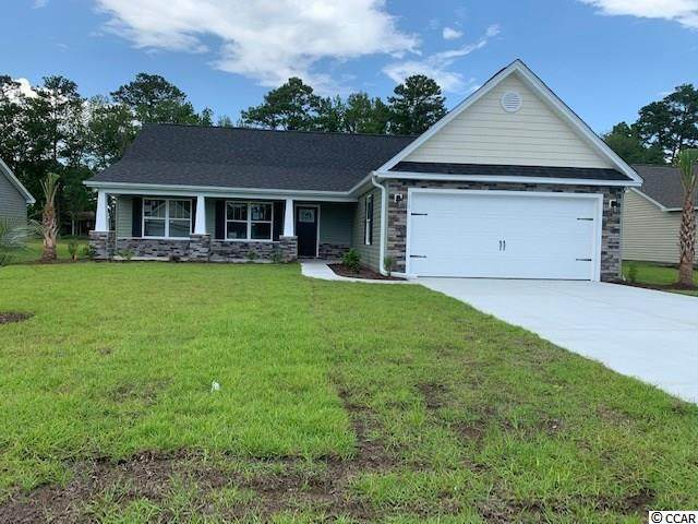 319 Hanna Ct., Little River, SC 29566 (MLS #2007526) :: Welcome Home Realty