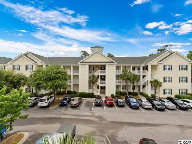 601 Hillside Dr. N #3437, North Myrtle Beach, SC 29582 (MLS #2010222) :: James W. Smith Real Estate Co.