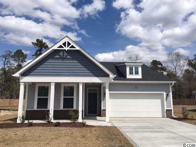 436 Shaft Pl., Conway, SC 29526 (MLS #2012811) :: James W. Smith Real Estate Co.