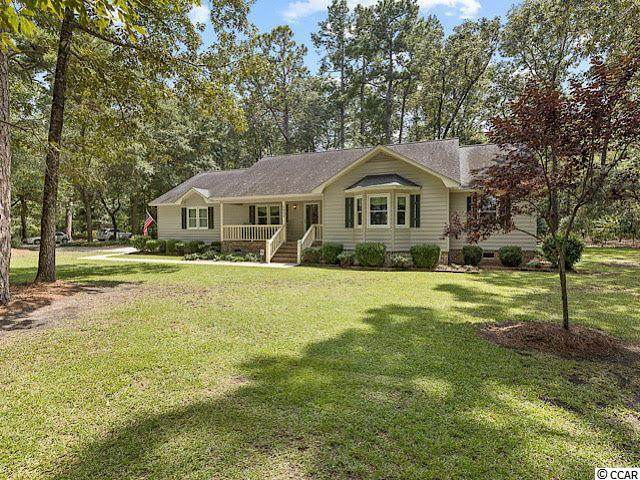 2995 Pee Dee Hwy., Conway, SC 29527 (MLS #2015505) :: The Lachicotte Company