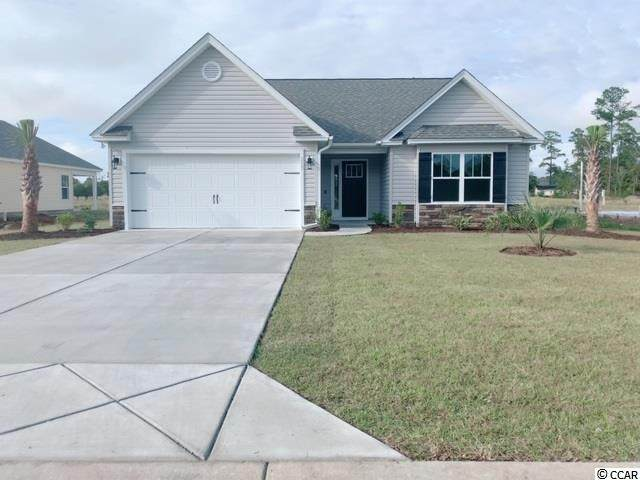 253 Sage Circle, Little River, SC 29566 (MLS #2016647) :: Dunes Realty Sales