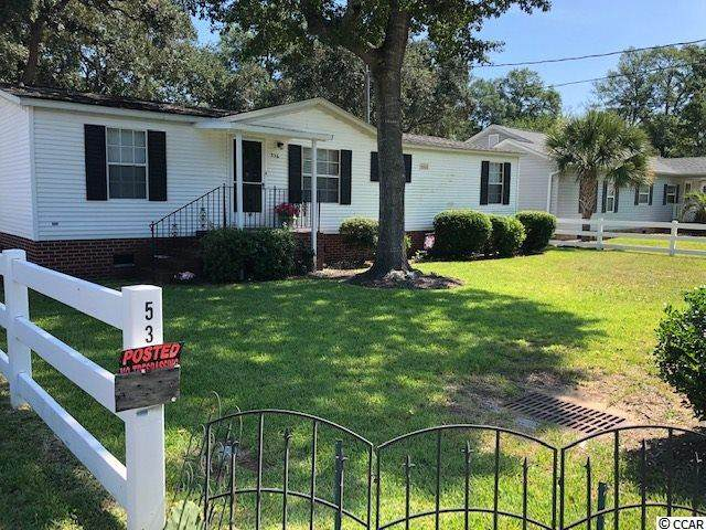 536 Calhoun Dr., Murrells Inlet, SC 29576 (MLS #2018732) :: Sloan Realty Group