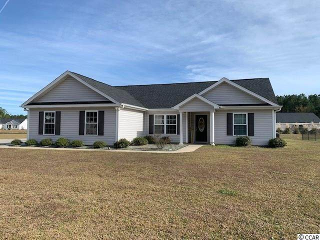 254 Macarthur Dr., Conway, SC 29527 (MLS #2023725) :: Duncan Group Properties