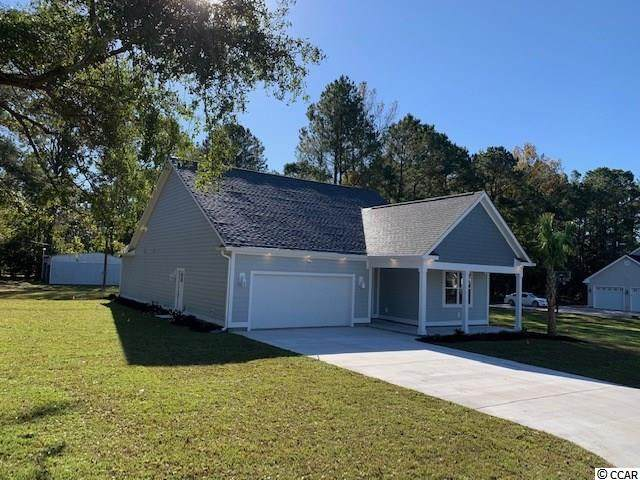 11590 Bay Dr., Little River, SC 29566 (MLS #2024277) :: James W. Smith Real Estate Co.