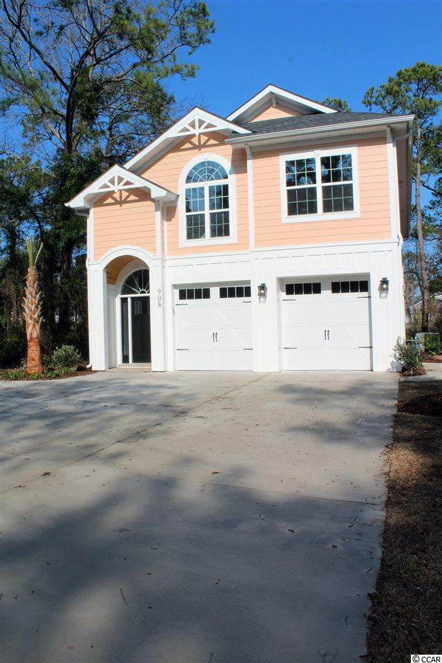908 Hillside Dr. S, North Myrtle Beach, SC 29582 (MLS #2026705) :: Jerry Pinkas Real Estate Experts, Inc