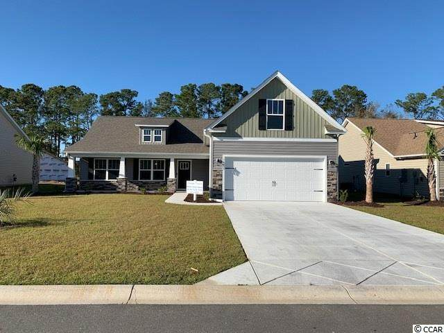 244 Sage Circle, Little River, SC 29566 (MLS #2100643) :: The Greg Sisson Team