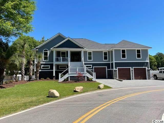 936 Folly Rd., Myrtle Beach, SC 29588 (MLS #2102233) :: Duncan Group Properties