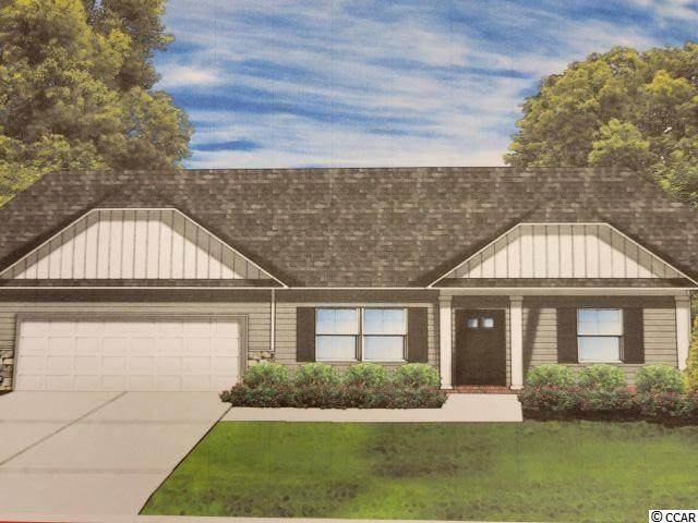 417 Honeyhill Loop, Conway, SC 29526 (MLS #2122261) :: The Litchfield Company