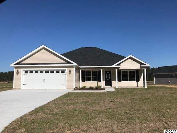 304 Macarthur Dr, Conway, SC 29527 (MLS #1710541) :: Myrtle Beach Rental Connections