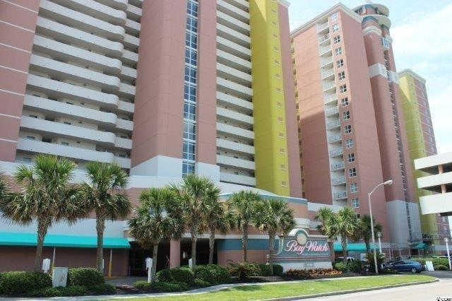 2701 S Ocean Blvd Unit 1506 #1506, North Myrtle Beach, SC 28582 (MLS #1801265) :: James W. Smith Real Estate Co.