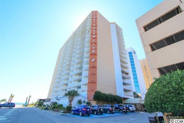 9550 Shore Drive #1403, Myrtle Beach, SC 29572 (MLS #1802301) :: James W. Smith Real Estate Co.