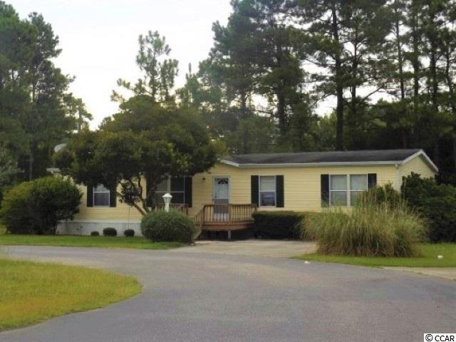 922 Old Magnolia Drive, Conway, SC 29526 (MLS #1806865) :: The Litchfield Company