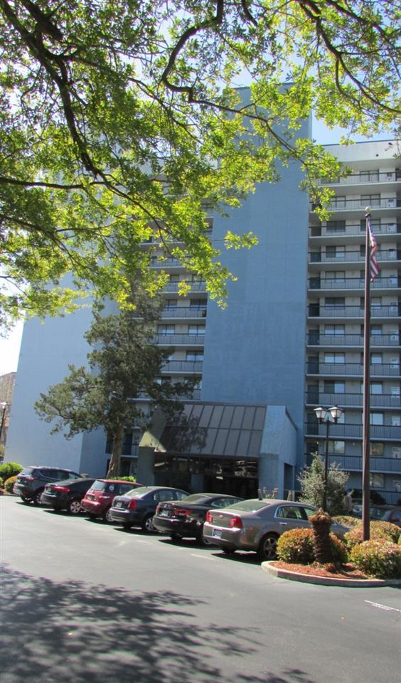 311 N 69th Ave Unit 606 #606, Myrtle Beach, SC 29572 (MLS #1806997) :: The Litchfield Company