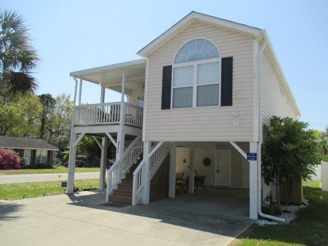 711 16th Ave South, Surfside Beach, SC 29575 (MLS #1807683) :: Myrtle Beach Rental Connections